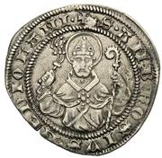 1 grosso - Francesco I Sforza – revers