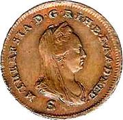 1 soldo - Maria Theresia – avers