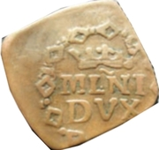 1 Quattrino - Carlo III – revers