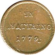 1 quattrino - Maria Theresia – revers
