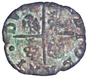 1 trillina Filippo II - 3éme type – revers