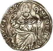 Louis XII - Duché de Milan - Gros royal de six sous – revers