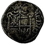 Parpaiolle Philippe III d'Espagne - Duché de Milan – avers