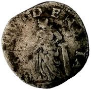 Parpaiolle Philippe III d'Espagne - Duché de Milan – revers