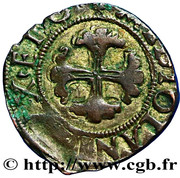 Trillina - Louis XII – revers