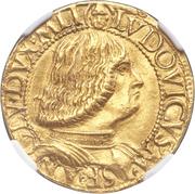 2 Ducati - Ludovico Maria Sforza – avers