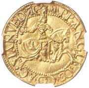 2 Ducati - Ludovico Maria Sforza – revers