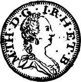 5 Soldi - Maria Theresa – avers