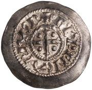 1 denaro - Berengar I – avers