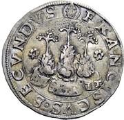 10 soldi - Francesco II Sforza – avers