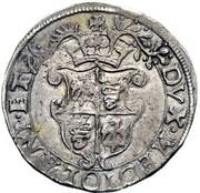 10 soldi - Francesco II Sforza – revers