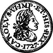 10 Soldi - Carlo III – avers