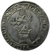 Milan, Duchy of  1 Grosso  Regency of Gian Galeazzo Sforza – avers
