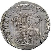 20 soldi - Filippo II – revers
