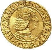 1 Ducato - Galeazzo Maria Sforza – avers