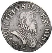 20 soldi - Filippo III – avers