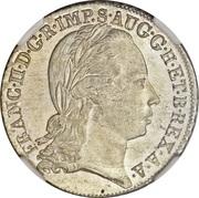 30 Soldi - Franz II – avers