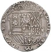 ½ filippo Carlos II – revers