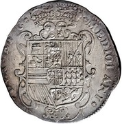 1 filippo - Carlo II – revers