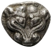 1/16 Stater – avers