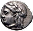 Hemidrachm (Miletos) – avers