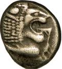 Obole de Milet – avers