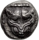 1/8 Stater – avers