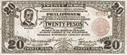 20 Pesos (Mindanao) – avers