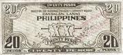 20 Pesos (Mindanao) – revers