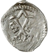 1 Pfennig - Heinrich III. von Schauenburg – avers