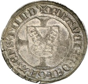2 Schilling - Franz I. von Braunschweig-Wolfenbüttel (Doppelschilling) – avers