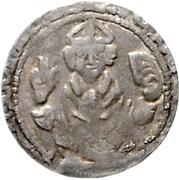 1 Pfennig - Wedekind II. vom Schalksberg – avers