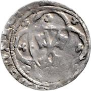 1 Pfennig - Wedekind II. vom Schalksberg – revers