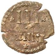 3 Pfennig (Monnaie de siège) – revers