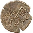 3 Pfennig (Monnaie de siège) – avers