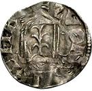 1 Pfennig - Konrad II. – revers