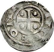 1 Pfennig - Heinrich III. – revers