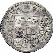1 lira - Alessandro II – revers