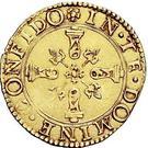 1 scudo d'Oro - Ludovico II – revers