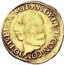1 ducato - Gianfrancesco II – avers