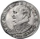 ½ scudo - Alessandro I – avers