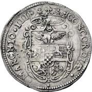 ½ scudo - Alessandro I – revers