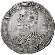 56 bolognini - Alessandro I – avers