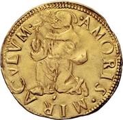 2 ducati - Gianfrancesco II – revers