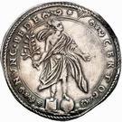 1 ducatone - Alessandro I – revers
