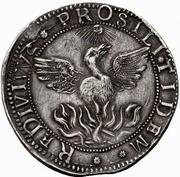1 ducatone - Alessandro II – revers