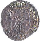 1 sesino - Ludovico II – avers