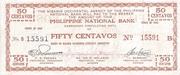 50 Centavos (Misamis Occidental) – avers