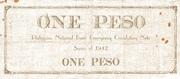 1 Peso (Misamis Occidental) – revers