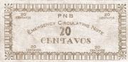 20 Centavos (Misamis Occidental) – revers